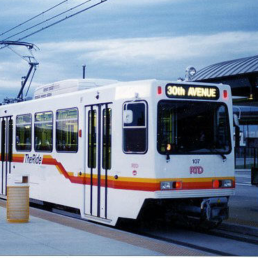 I-225 Light Rail Stations